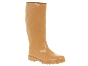 House Of Fraser Office Quilted Boot