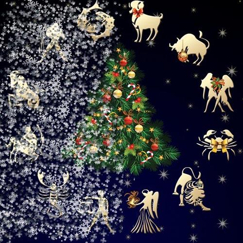 Christmas Zodiac Pt.1