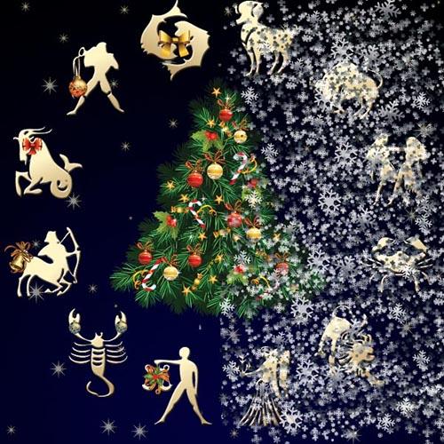 Christmas Zodiac Pt.2