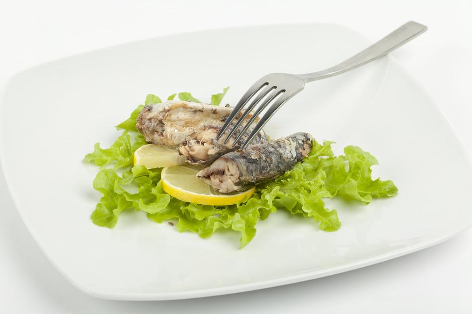 Sardines for B Vitamins