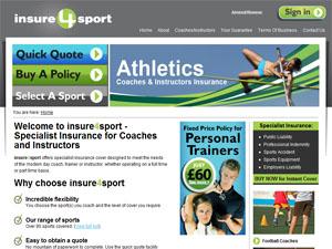 Insure4sport