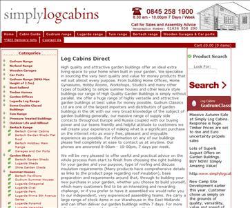 Simply Log Cabins
