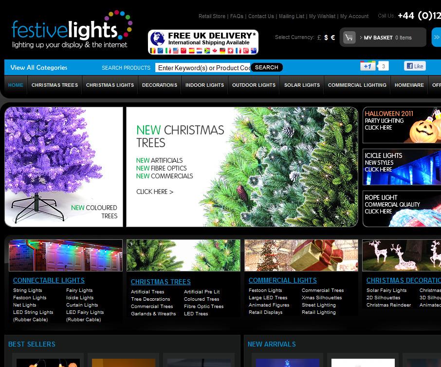 Festive Lights