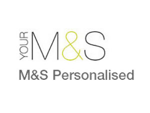Marks and Spencer Personalised