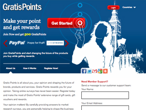 Gratis Points