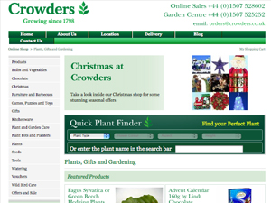 Crowders Garden Centre