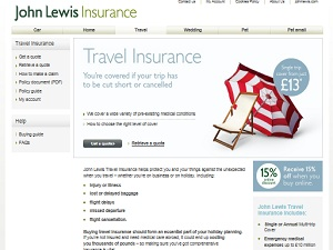 John Lewis Travel Insurance