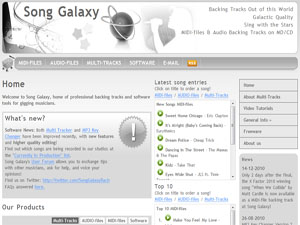 Song Galaxy