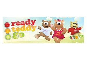 Ready Teddy Go