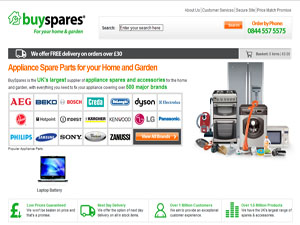 Buy Spares