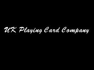 UK Playing Card Company
