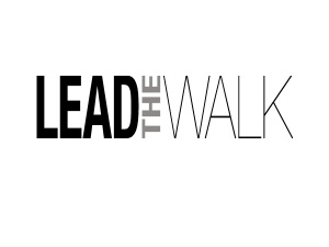 Lead The Walk