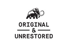 Original and Unrestored