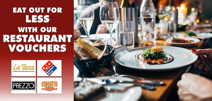 LoveMyVouchers.co.uk Restaurant Deals