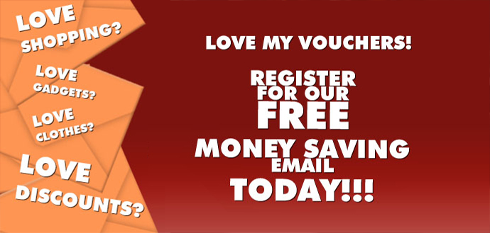 LoveMyVouchers.co.uk Newsletter