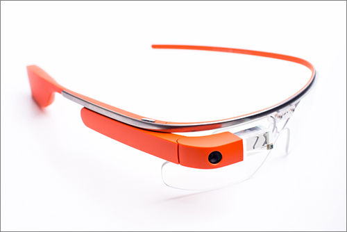 Google Glass Image